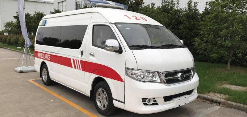 PFT, Pandemic: Capital Market Community donates ambulance to PTF