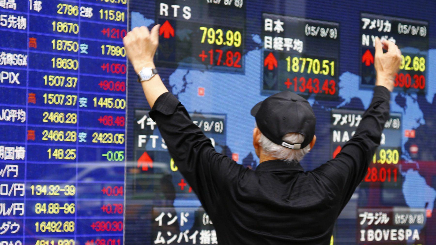 Asian stock market: