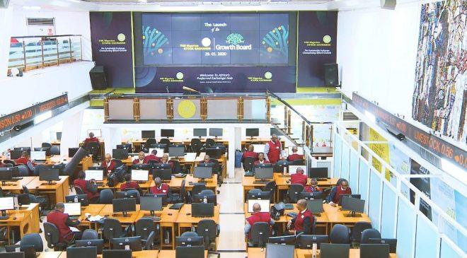 Large-cap stocks lift Nigerian stock market by N245bn