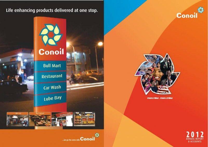 Conoil shareholders get N1.39bn dividend