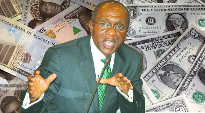 External reserves depletes by $180m in two weeks
