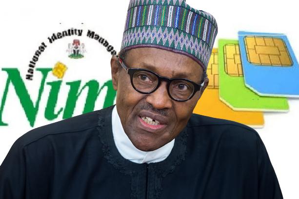 64 million SIM cards still lacking NIN as Buhari extend deadline