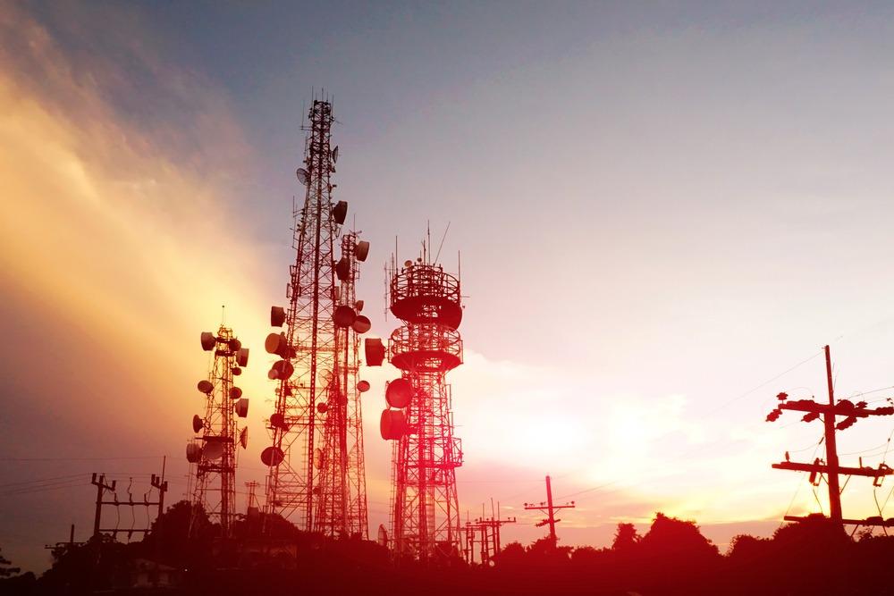 3G, 4G Telecom Towers