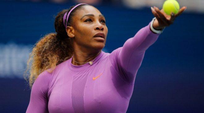 Today: Serena continues slam record bid, Djokovic gears up for Tiafoe