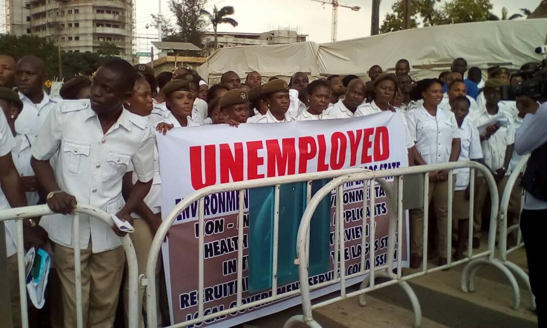 Nigeria's unemployment rate