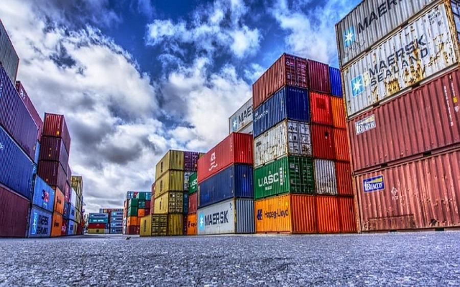 Nigeria's raw material imports