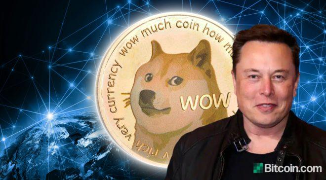 Elon Musk tickles Dogcoin appetite again