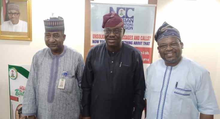 DBI Visits NCC