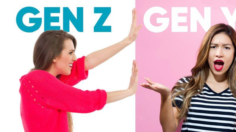Gen Y and Z